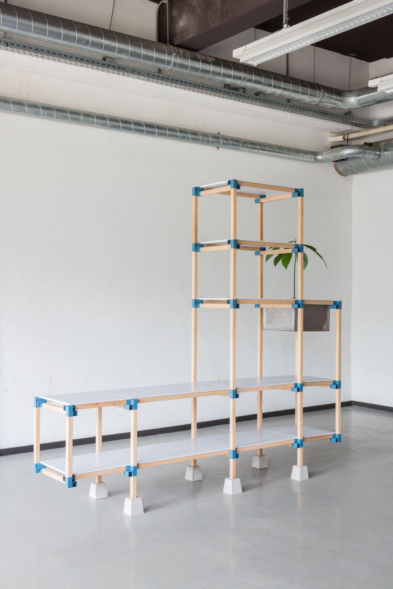 designed by goof van beek, laurentius de ruiter