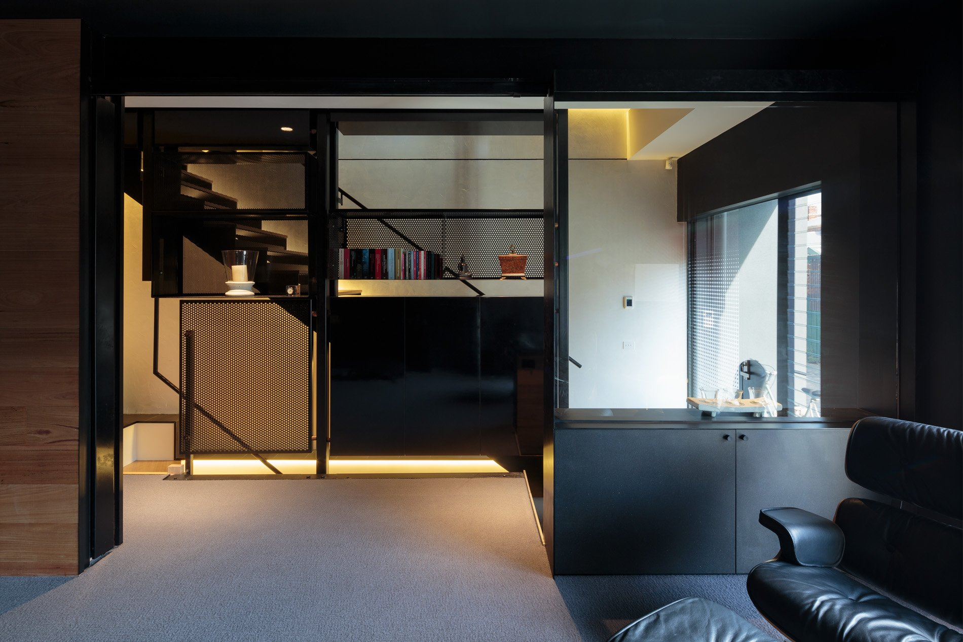 black moon rising apartment