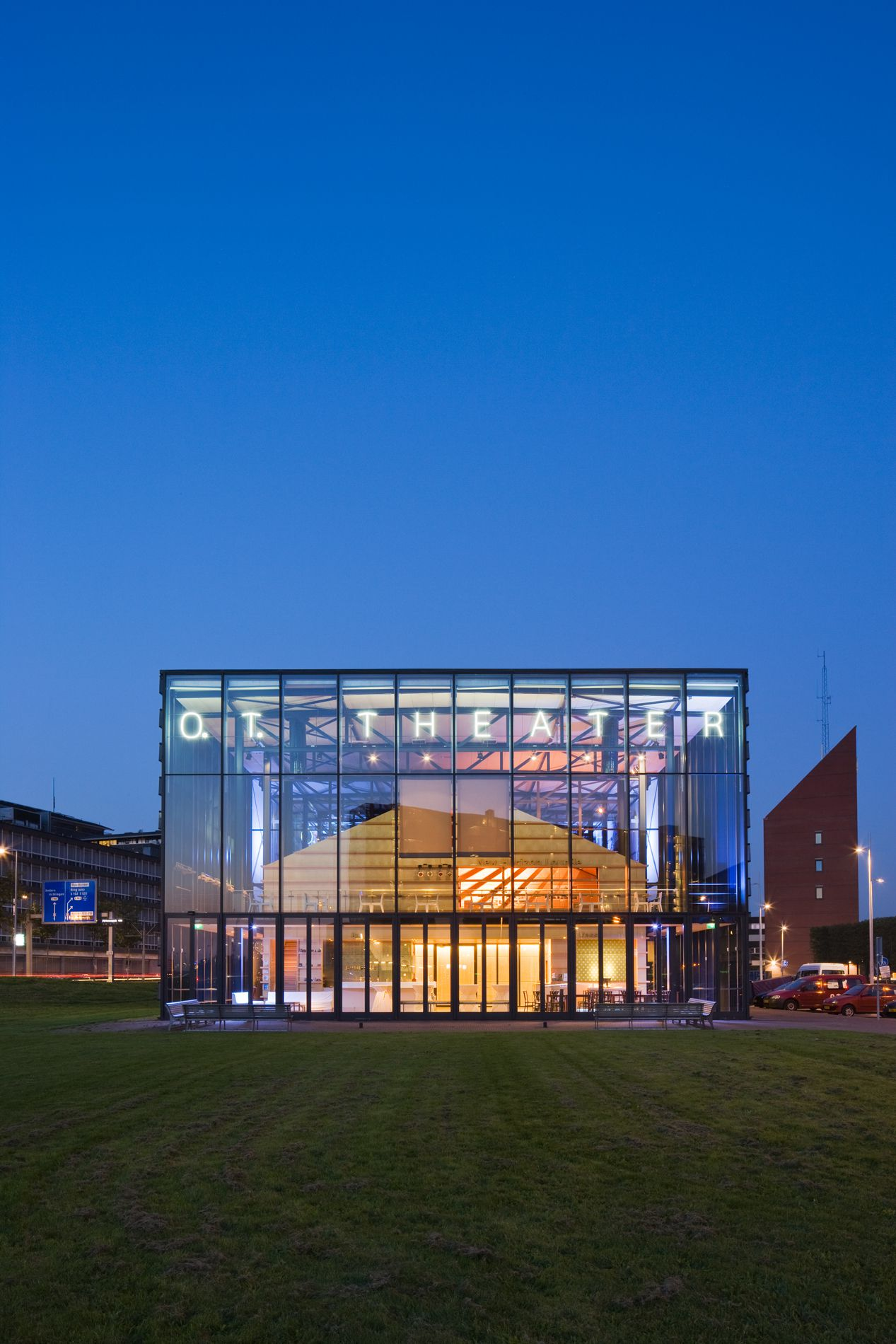 o.t. theater, rotterdam