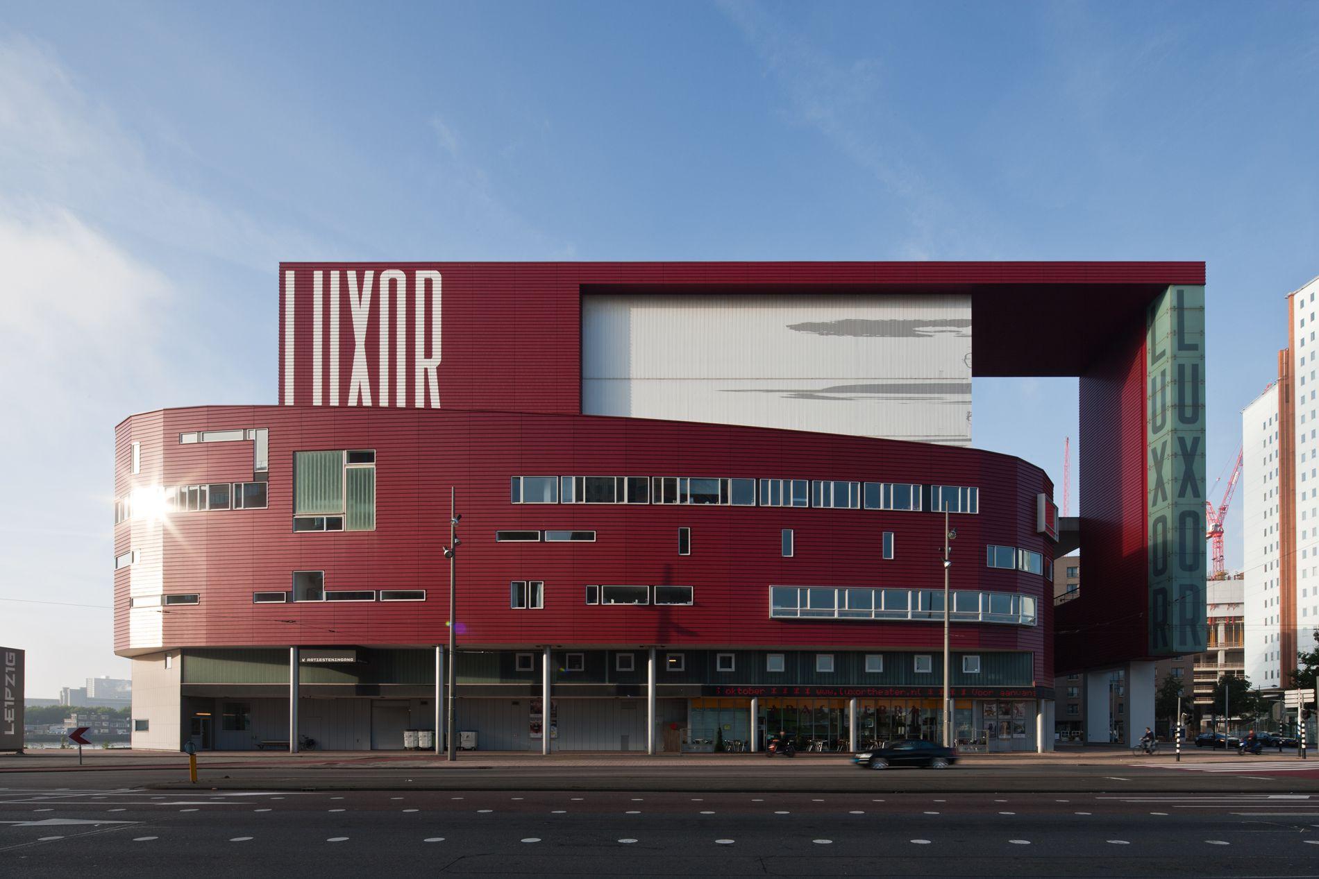 nieuwe luxor theatre