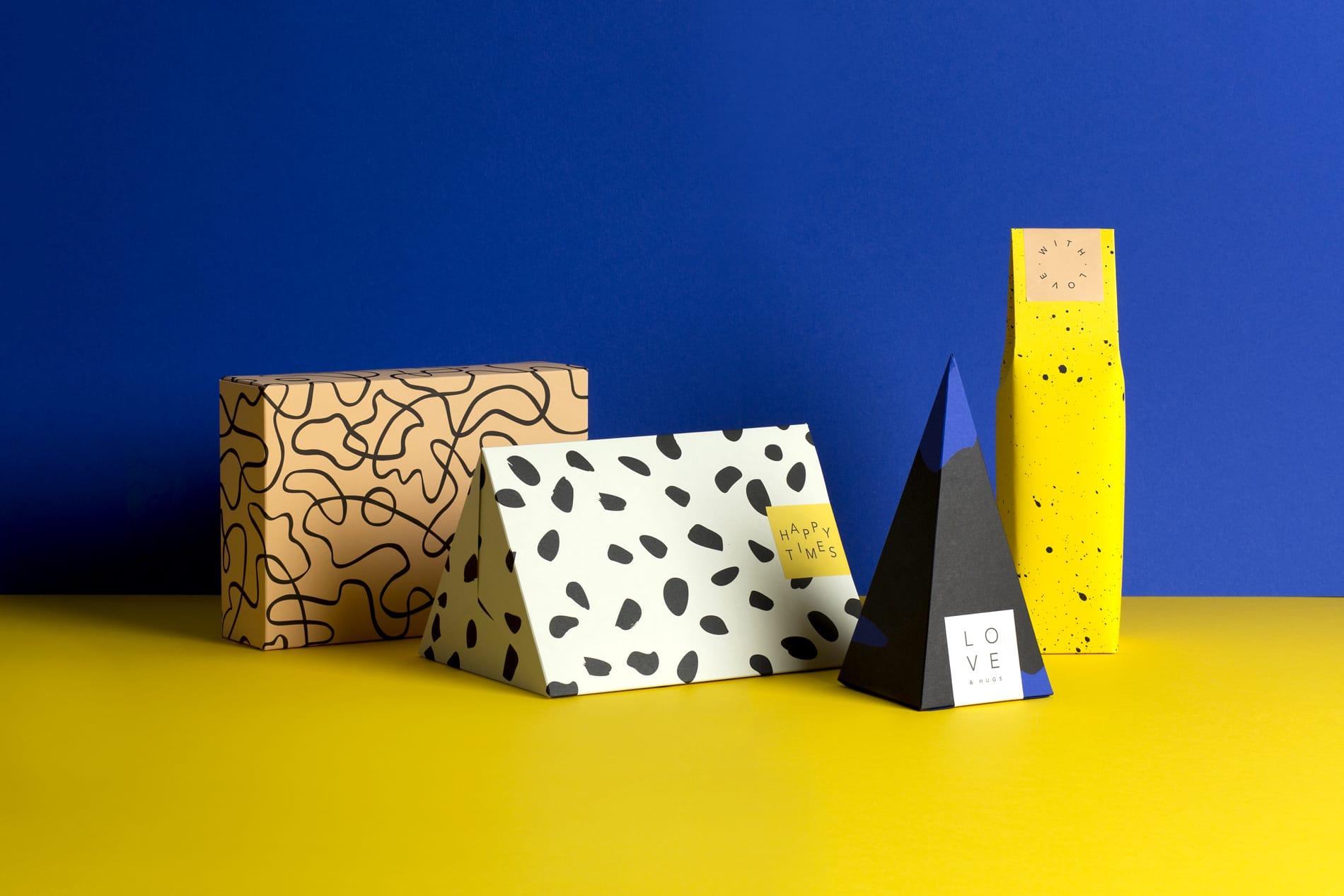Wrappu giftboxes